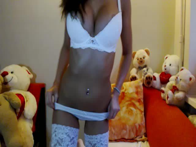 1 on 1 webcam hottie EvaHazard